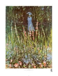 4408madame-monet-in-her-garden-at-giverny-posters